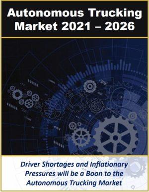 Autonomous Trucking Market - Mind Commerce