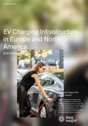 EV Charging Infrastructure in Europe and North America - 2nd Edition - Berg Insight