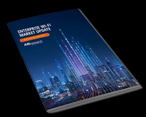 Enterprise Wi-Fi Market Update - ABIリサーチ