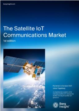 The Satellite IoT Communications Market - Berg Insight
